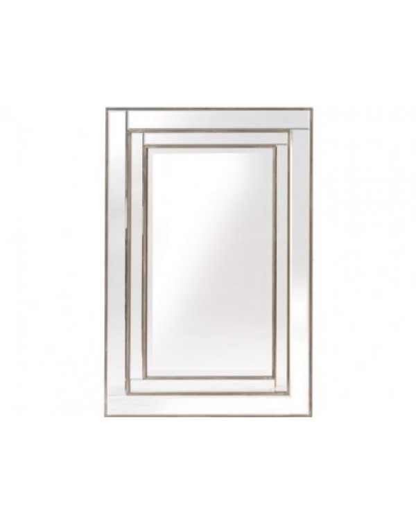 Libra Blakley Rectangular Mirror